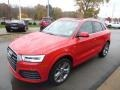 Audi Q3 2.0 TSFI Prestige quattro Misano Red Pearl photo #5