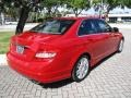 Mercedes-Benz C 300 Luxury Mars Red photo #9