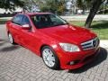 Mercedes-Benz C 300 Luxury Mars Red photo #13