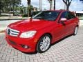 Mercedes-Benz C 300 Luxury Mars Red photo #30