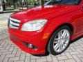 Mercedes-Benz C 300 Luxury Mars Red photo #32