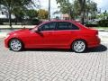 Mercedes-Benz C 300 Luxury Mars Red photo #34
