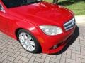 Mercedes-Benz C 300 Luxury Mars Red photo #42
