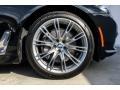 BMW 7 Series 740i Sedan Jet Black photo #9