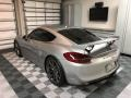 Porsche Cayman GT4 GT Silver Metallic photo #10