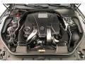 Mercedes-Benz SL 550 Roadster Selenite Grey Metallic photo #8