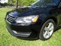 Volkswagen Passat 2.5L SE Black photo #44