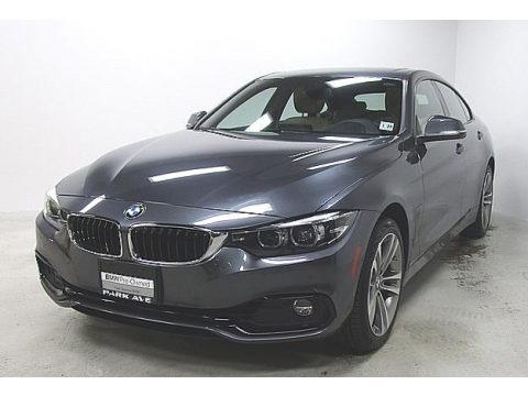 Mineral Grey Metallic 2018 BMW 4 Series 430i xDrive Gran Coupe