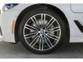BMW 5 Series 530e iPerformance Sedan Alpine White photo #9