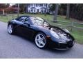 Porsche 911 Carrera Cabriolet Black photo #6