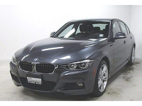 Mineral Grey Metallic 2018 BMW 3 Series 330i xDrive Sedan
