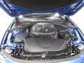 BMW 4 Series 430i xDrive Gran Coupe Estoril Blue Metallic photo #30