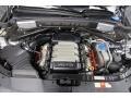 Audi Q5 3.2 Premium quattro Ice Silver Metallic photo #36