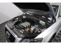 Audi Q5 3.2 Premium quattro Ice Silver Metallic photo #37
