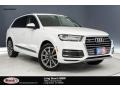 Audi Q7 2.0 TFSI Premium Plus quattro Carrara White photo #1
