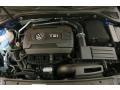 Volkswagen Passat S Sedan Reef Blue Metallic photo #16
