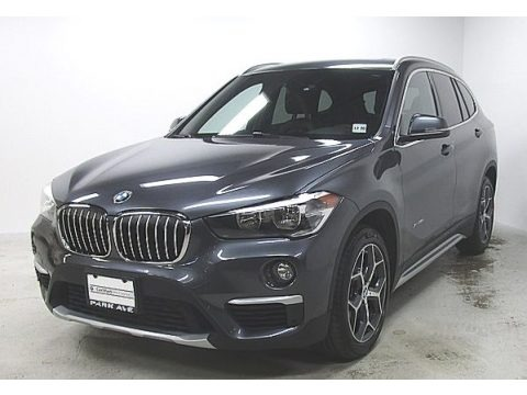 Mineral Grey Metallic 2016 BMW X1 xDrive28i