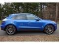 Porsche Macan Sport Edition Sapphire Blue Metallic photo #3