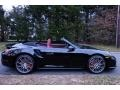 Porsche 911 Turbo Cabriolet Black photo #3