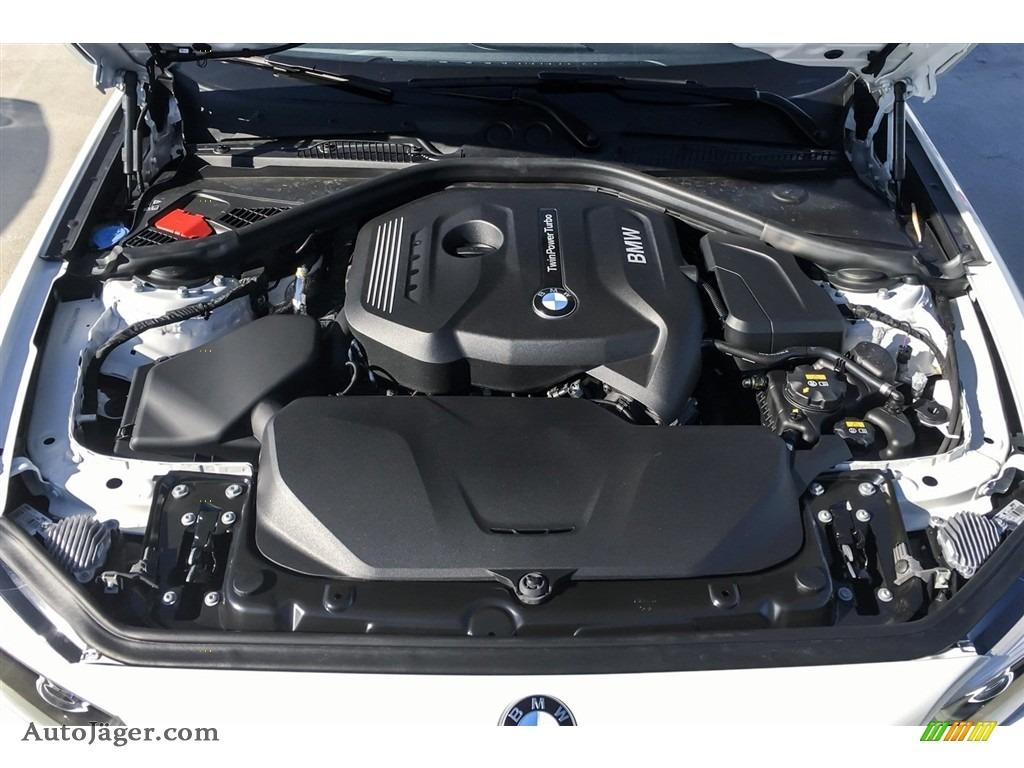 2019 2 Series 230i Coupe - Alpine White / Black photo #8