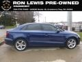 Audi A3 2.0 Premium quattro Scuba Blue Metallic photo #1