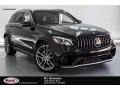 Mercedes-Benz GLC AMG 63 4Matic Obsidian Black Metallic photo #1