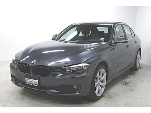 Mineral Grey Metallic 2015 BMW 3 Series 320i xDrive Sedan