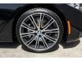 BMW 5 Series 540i Sedan Black Sapphire Metallic photo #9