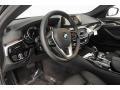 BMW 5 Series 530i Sedan Black Sapphire Metallic photo #4
