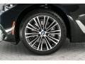 BMW 5 Series 530i Sedan Black Sapphire Metallic photo #9