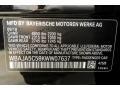 BMW 5 Series 530i Sedan Black Sapphire Metallic photo #11