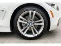BMW 4 Series 430i Coupe Alpine White photo #9