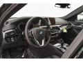 BMW 5 Series 530i Sedan Jet Black photo #4