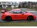 Porsche 911 GT3 Lava Orange photo #7