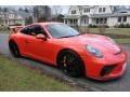 Porsche 911 GT3 Lava Orange photo #8