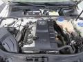 Audi A4 2.0T quattro Sedan Arctic White photo #7