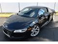 Audi R8 Coupe V10 Panther Black Crystal photo #6