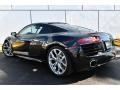 Audi R8 Coupe V10 Panther Black Crystal photo #11