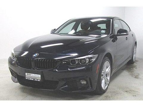 Carbon Black Metallic 2019 BMW 4 Series 430i xDrive Gran Coupe