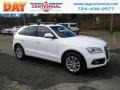Audi Q5 2.0 TFSI Premium quattro Ibis White photo #1