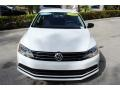 Volkswagen Jetta S Pure White photo #3