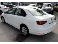 Volkswagen Jetta S Pure White photo #6