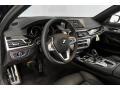 BMW 7 Series 740i Sedan Carbon Black Metallic photo #4