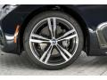 BMW 7 Series 740i Sedan Carbon Black Metallic photo #9