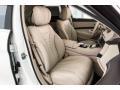 Mercedes-Benz S 560 Sedan designo Diamond White Metallic photo #5