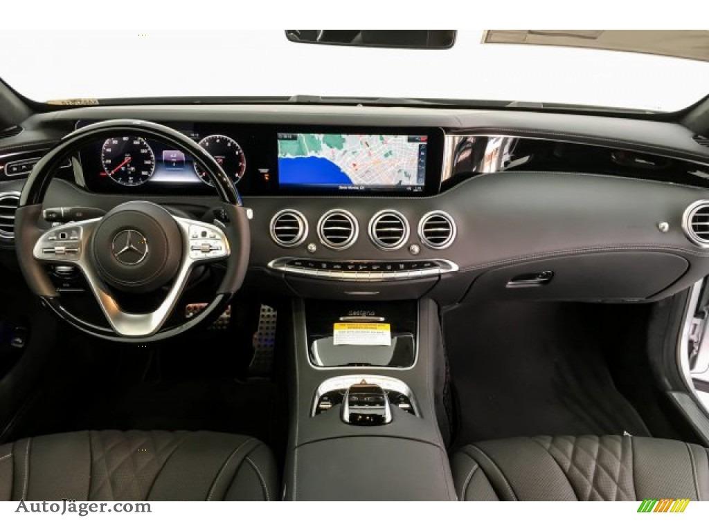 2019 S S 560 Cabriolet - Iridium Silver Metallic / Black photo #18