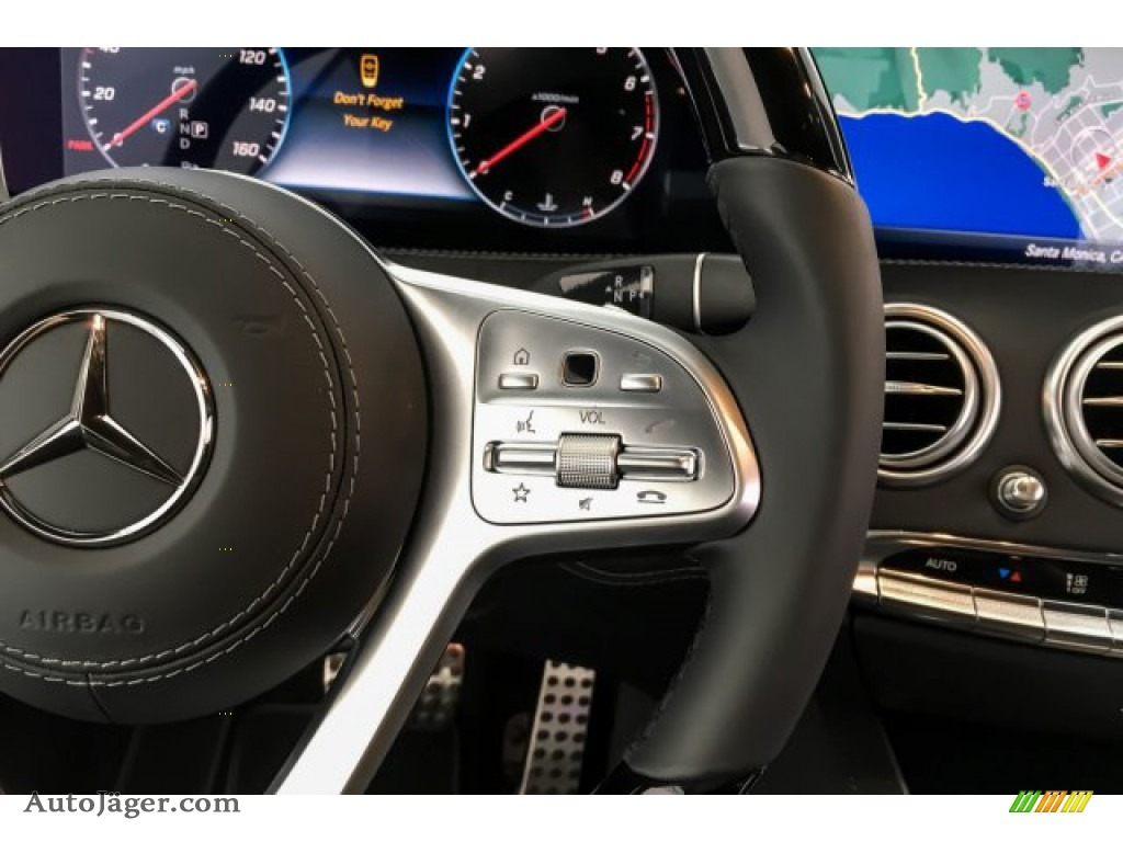 2019 S S 560 Cabriolet - Iridium Silver Metallic / Black photo #20