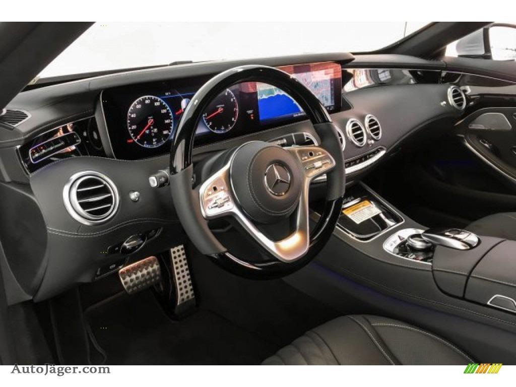 2019 S S 560 Cabriolet - Iridium Silver Metallic / Black photo #23