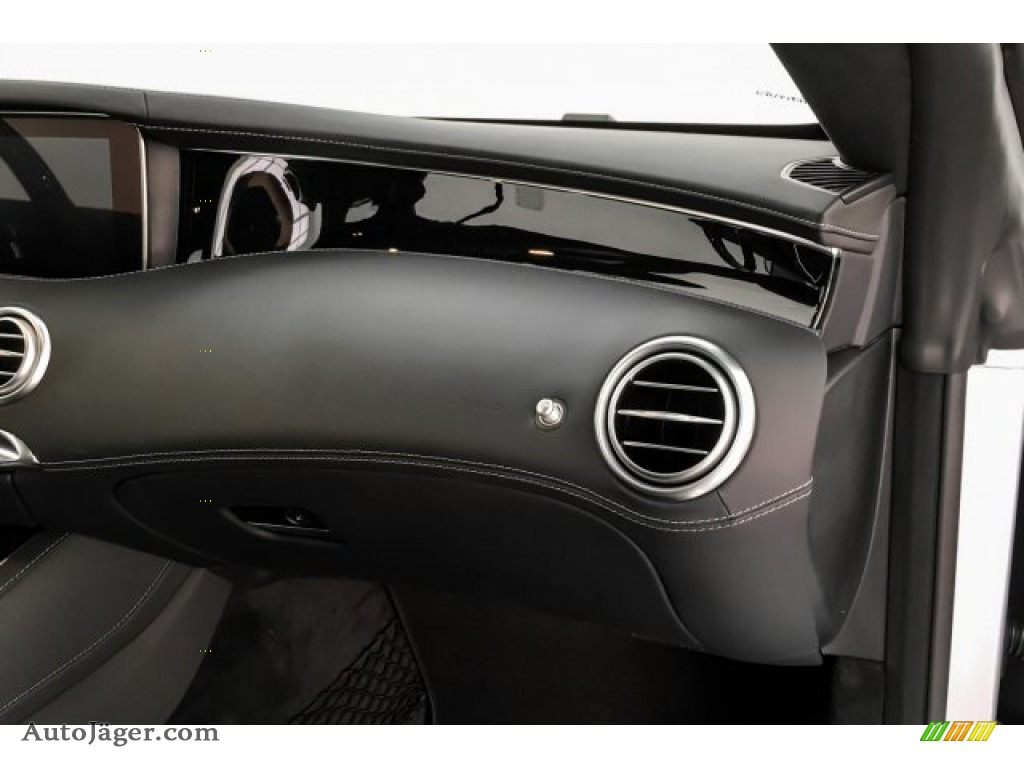 2019 S S 560 Cabriolet - Iridium Silver Metallic / Black photo #29