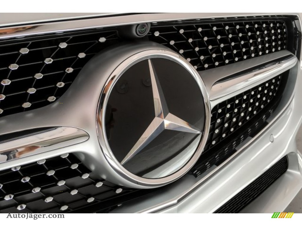 2019 S S 560 Cabriolet - Iridium Silver Metallic / Black photo #33